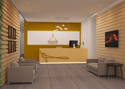 Sarh Al Arabia Offices