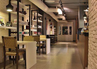 Indoor Café